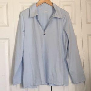 Light Blue Workout Jacket